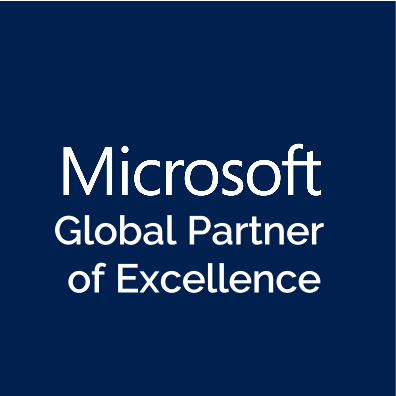 Microsoft Global Partner of Excellence